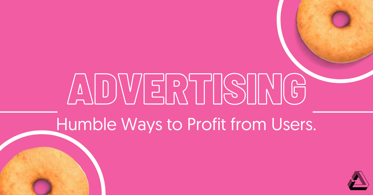 Advertising Resource Page Humble Ways to Profit from Users
