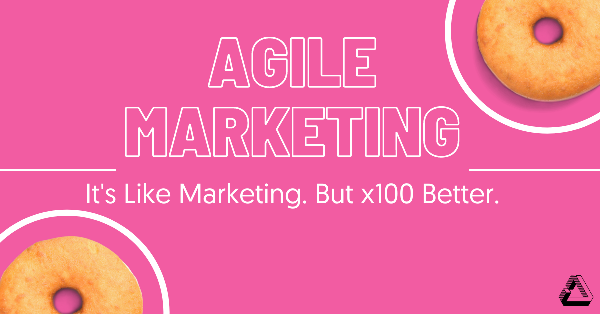 Agile Marketing Resource Page It's Like Marketing. But x100 Better