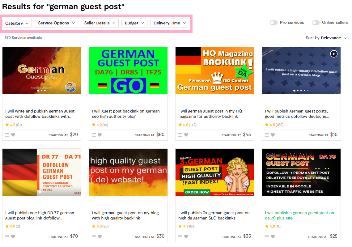 guest post with the keyword german